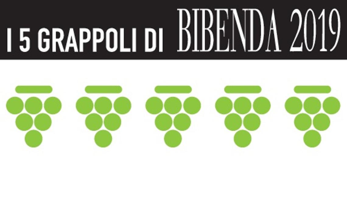 5 Grappoli Bibenda 2019