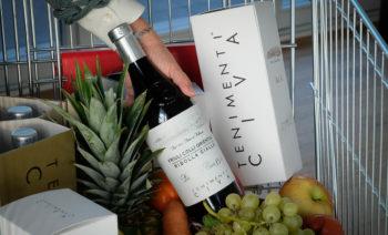 Come acquistare il vino al supermercato