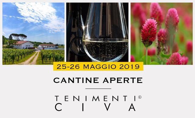 Tenimenti Civa Opens at Cantine Aperte 2019