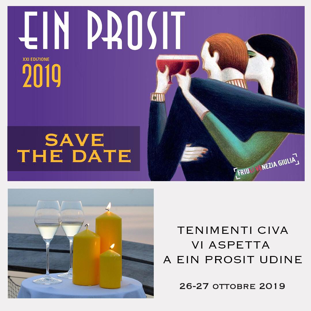 Tenimenti Civa alla XXI Edizione di EIN Prosit 2019