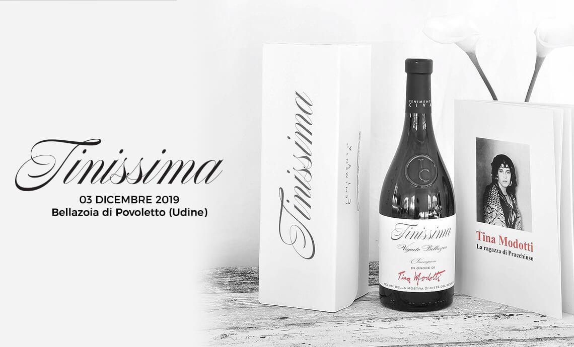 Tinissima, Event in Bellazoia for Tina Modotti Day