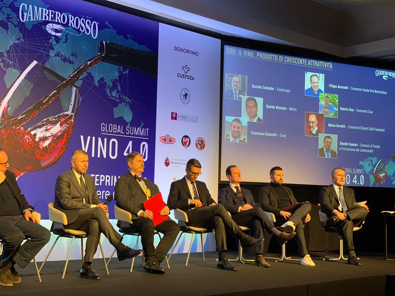 Valerio Civa tra i relatori al Global Summit Vino 4.0