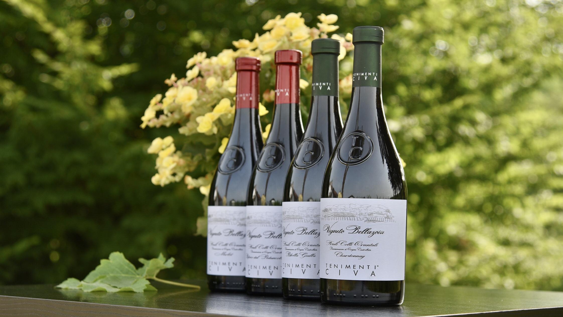 Decanter World Wine Awards: super premiati i Vini Tenimenti Civa